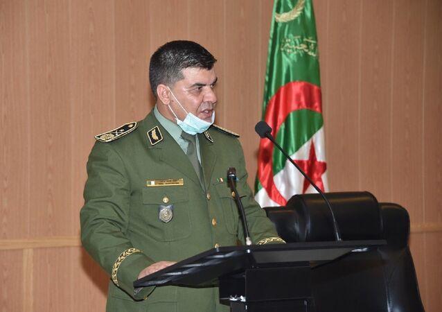 Le général Noureddine Gouassemia, nouveau commandant de la Gendarmerie nationale algérienne