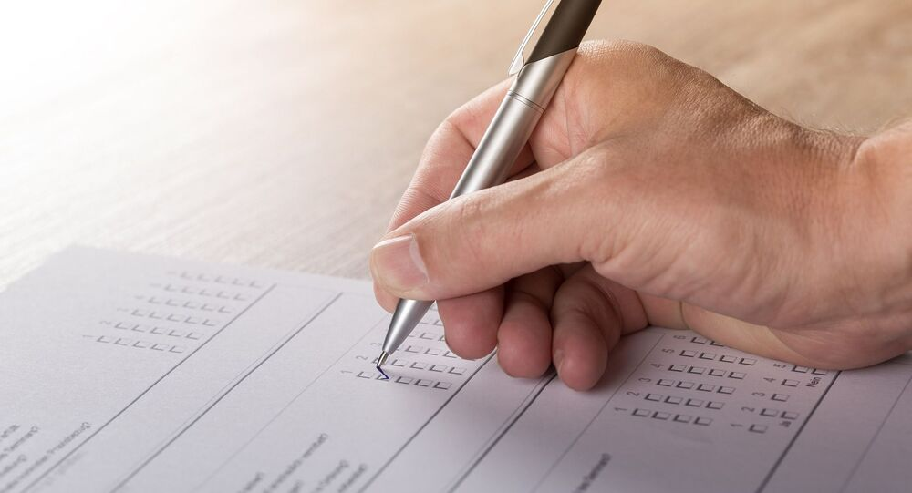 Vote (image d'illustration)