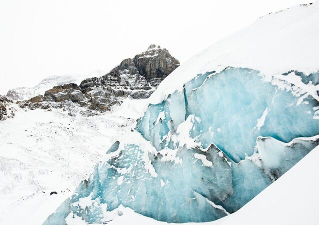 Un glacier (image d'illustration)