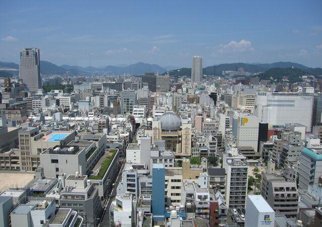Hiroshima en 2005