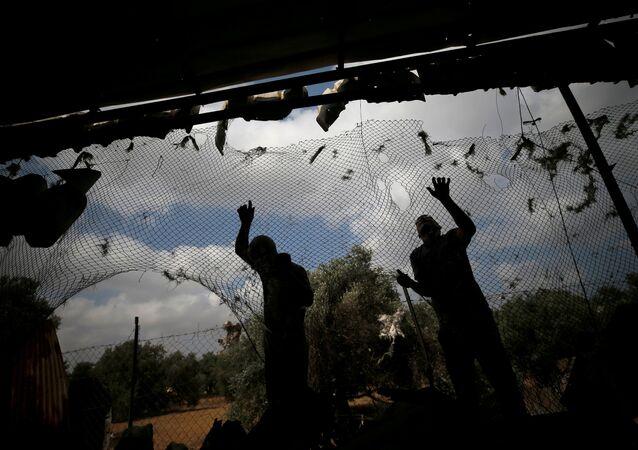 Bande de Gaza, le 6 juillet 2020