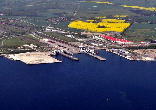 Port de Sassnitz (Archive)