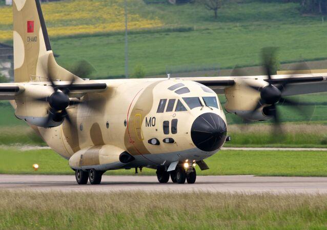 C-27J Spartan des Forces royales de l'air marocaines