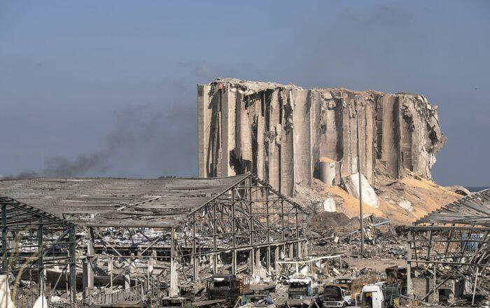 Conséquences de l'explosion à Beyrouth