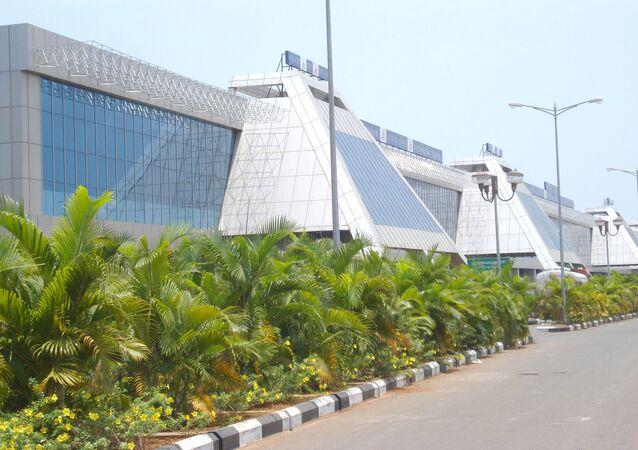 L'aéroport international de Calicut