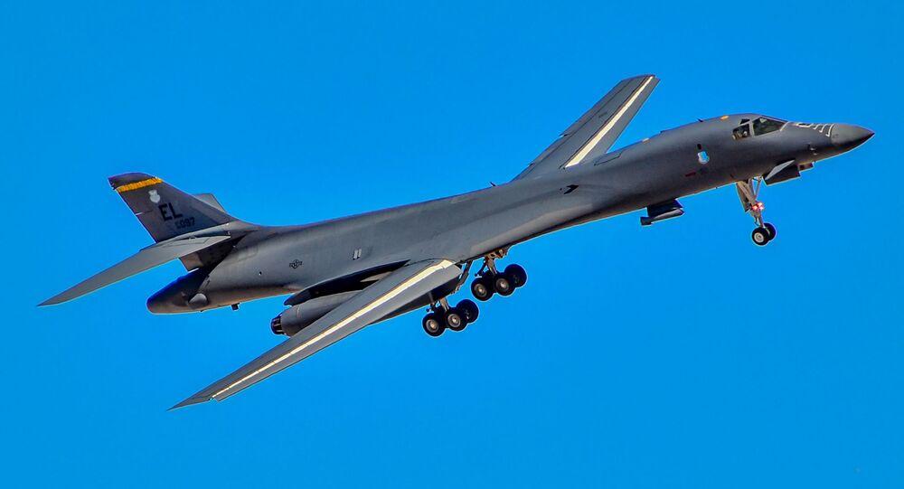 Un B-1B Lancer (archive photo)