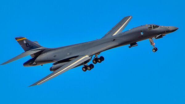 Un B-1B Lancer (archive photo) - Sputnik France