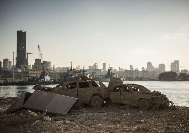 Conséquences de l'explosion du 4 août 2020 à Beyrouth