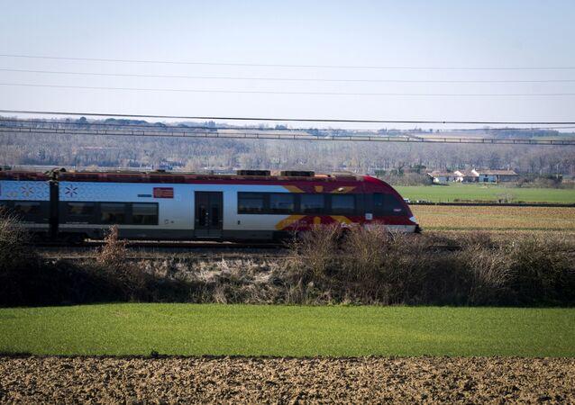 Train SNCF (image d'illustration)
