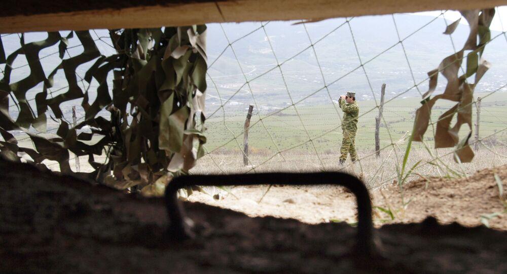 La deuxième guerre d'Ossétie du Sud