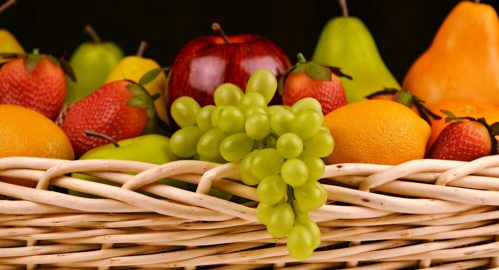 Des fruits (image d'illustration)