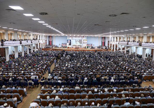 la grande assemblée en Afghanistan