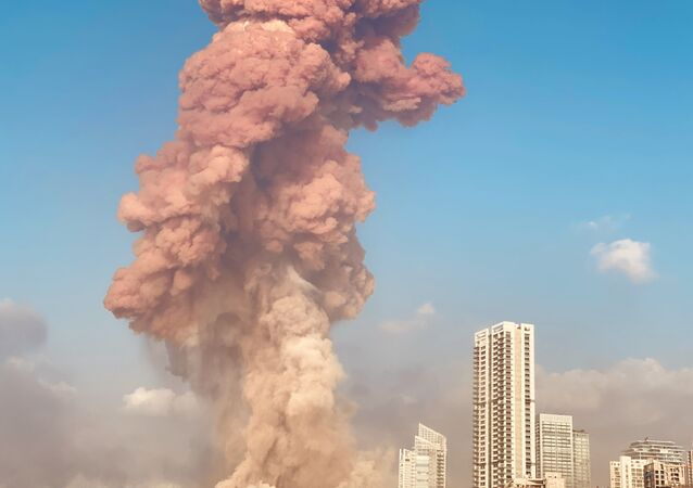 Explosion à Beyrouth