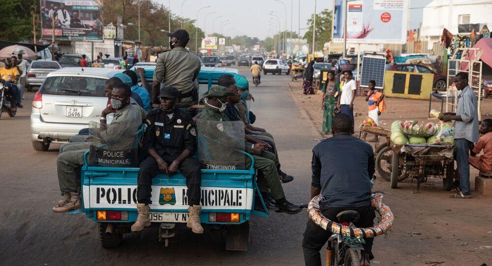 Police nigérienne (image d'archive)