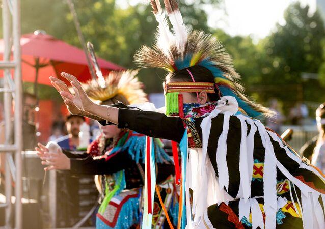 Autochtones du Canada (image d'illustration)