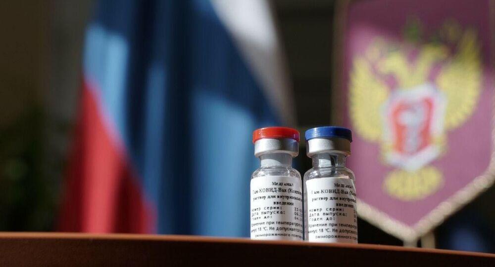 Le premier vaccin contre le Covid-19