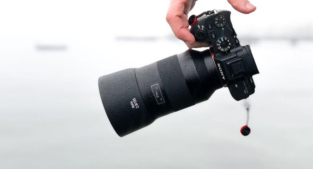 Un appareil photo (image d'illustration)