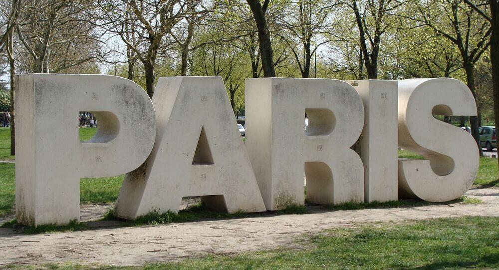 Dans un parc de Paris (image d'illustration)