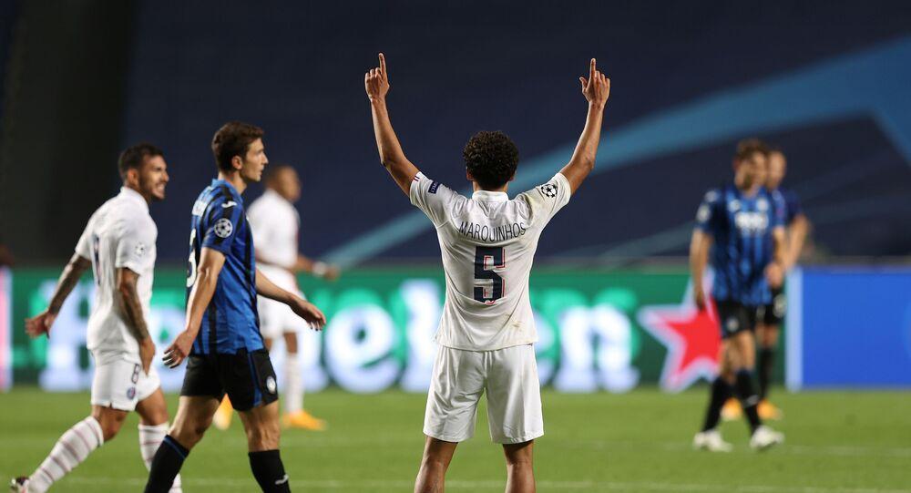 Le PSG se qualifie pour les demi-finales de la Ligue des champions