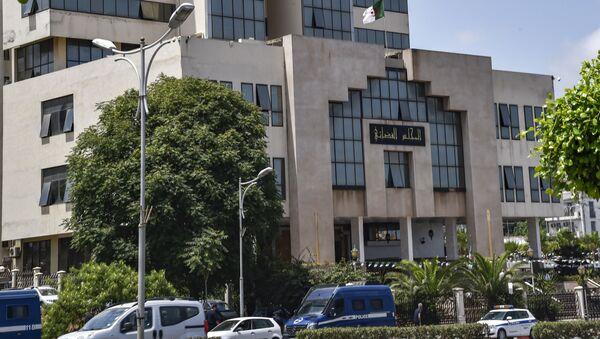 Le tribunal d'Alger - Sputnik France