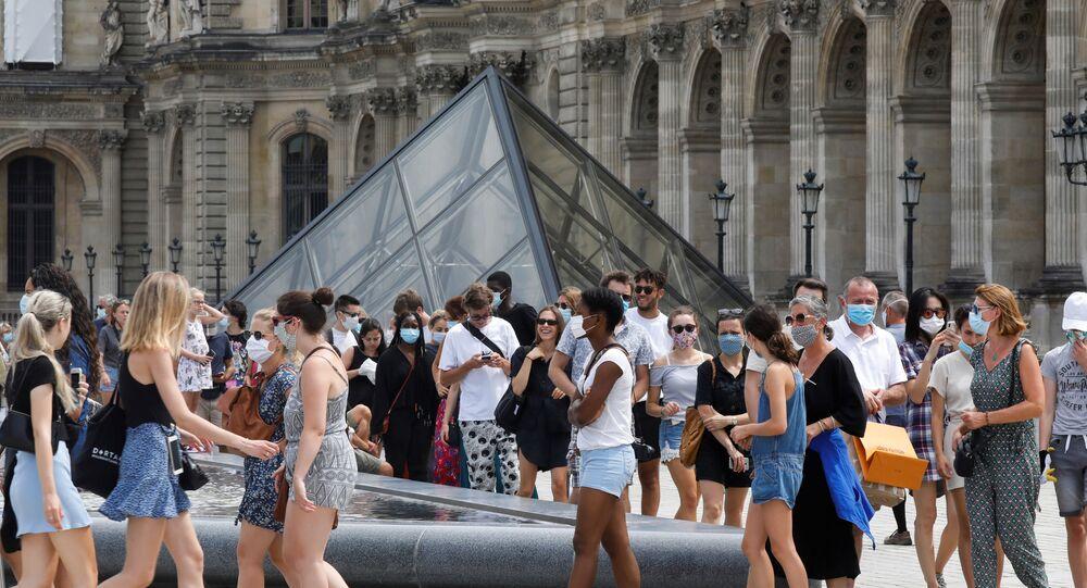 Paris, le 13 août 2020