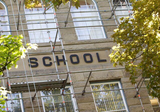 Une école (image d'illustration)