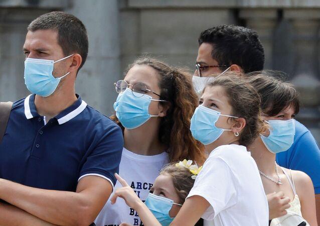 Le port du masque obligatoire à Paris étendu à de nouveaux quartiers