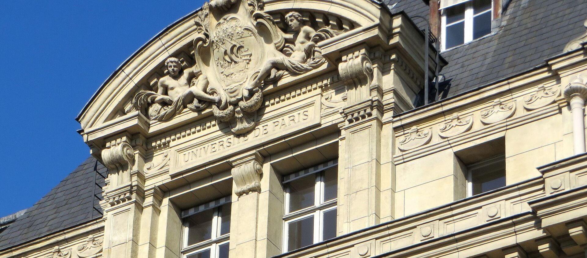 La Sorbonne - Sputnik France, 1920, 18.02.2021