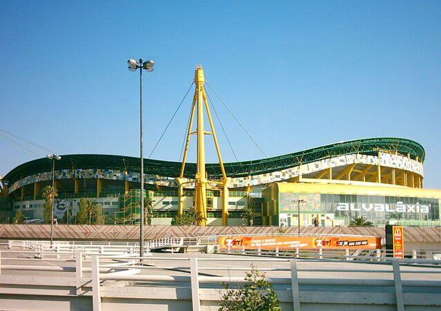 Stade José-Alvalade de Lisbonne