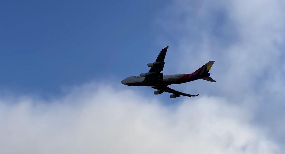 Un Boeing 747 (image d'illustration)