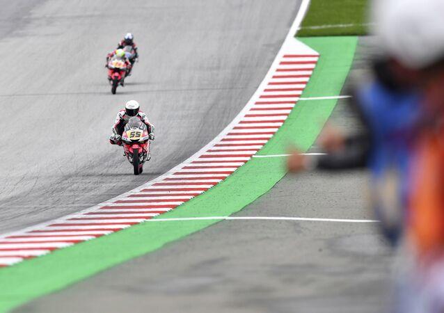 Le Grand Prix d'Autriche en moto GP (photo d'archives)