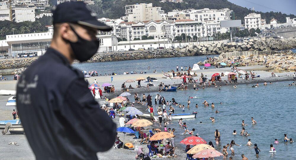 Réouverture des plages en Algérie