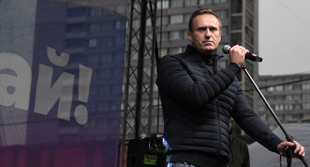 Alexeï Navalny, archives