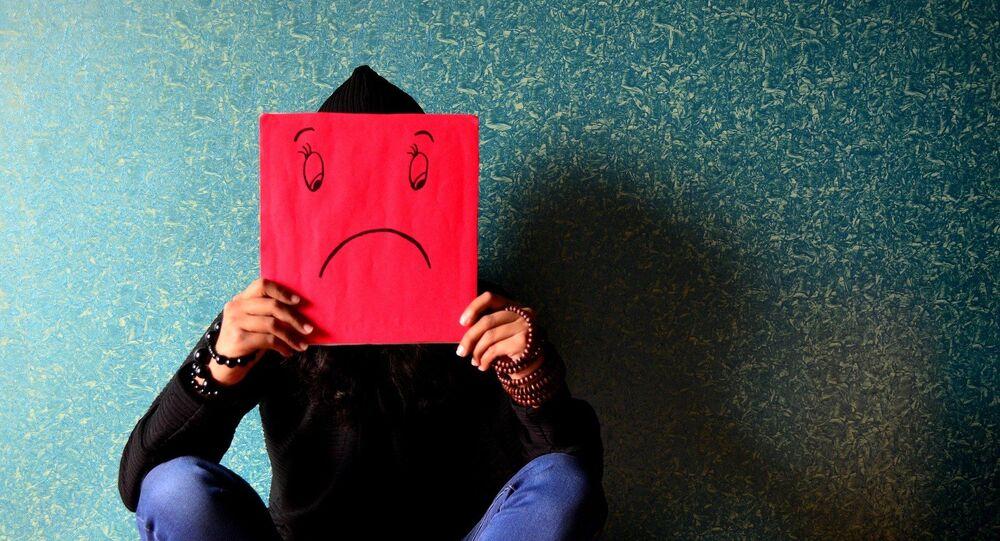 Emotions négatives