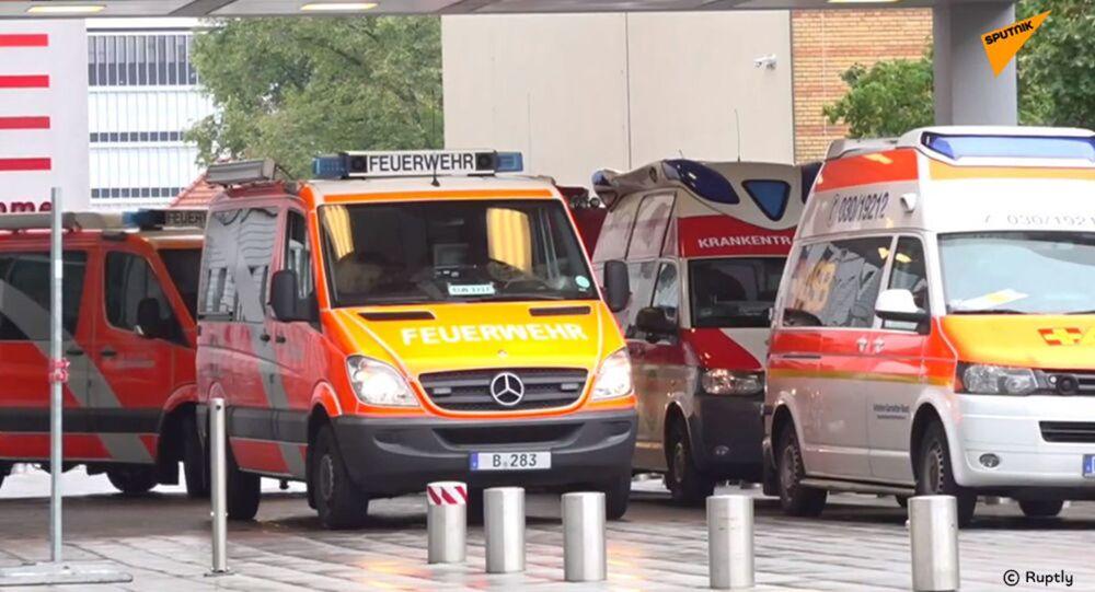 Alexeï Navalny transféré dans un hôpital de Berlin