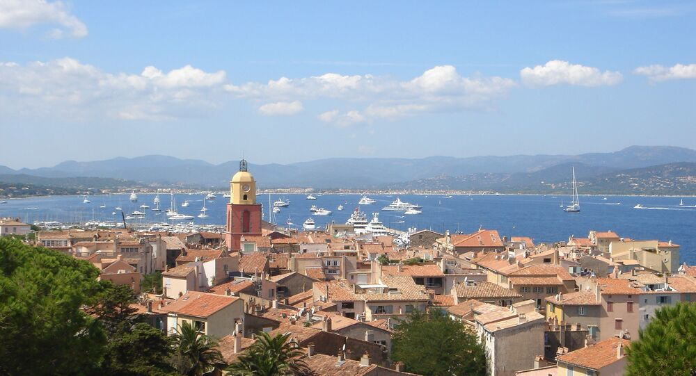 Commune de Saint-Tropez