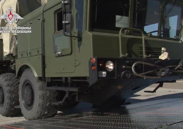Livraison de missiles S-400 en Turquie (archive photo)
