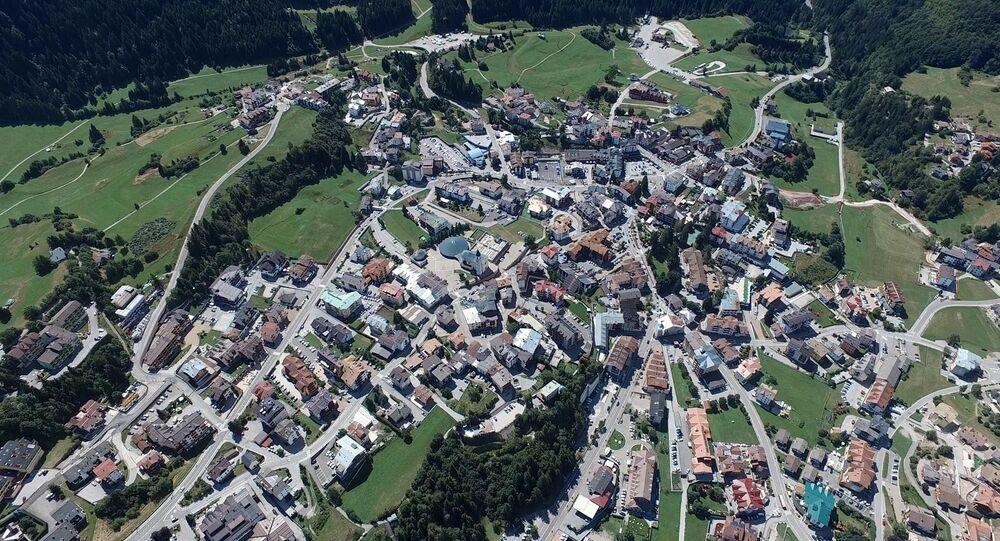 Commune d'Andalo, Italie