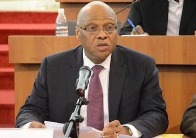 Jean-Claude Brou, président de la Cedeao