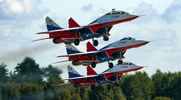 Salon Armée 2020: les vols de démonstration   - Sputnik France