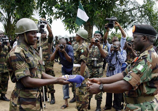 La cérémonie de rétrocession de la péninsule de Bakassi du Nigeria au Cameroun