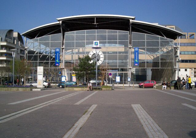 Gare de Cergy-le-Haut