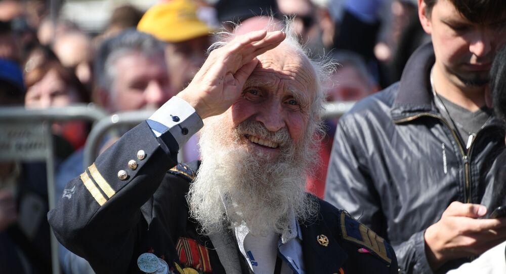 Un homme âgé