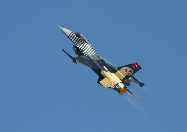 Un F-16 turc (archive photo)