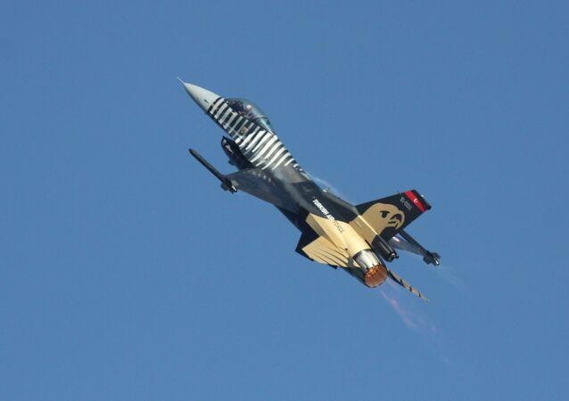 Un F-16 turc (archive photo)
