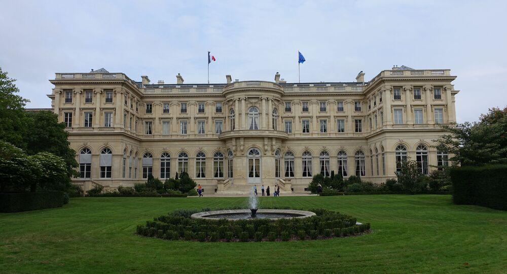 Le siège du ministère français des Affaires étrangères
