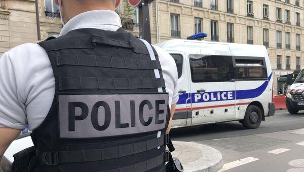 Police nationale, image d'illustration  - Sputnik France
