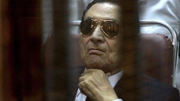 Hosni Mubarak - Sputnik France