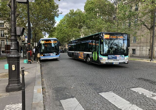 Un bus RATP. Image d'illustration