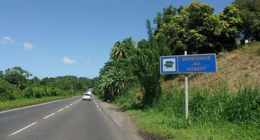 en Martinique, image d'illustration